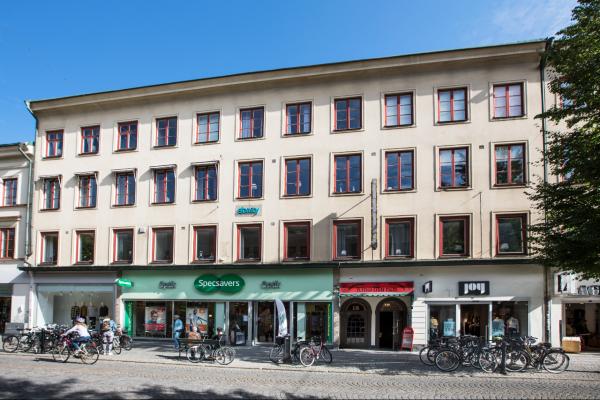Drottninggatan 15 kontorshotell i örebro