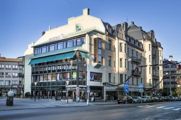 drottninggatan 40 kontorshotell i örebro