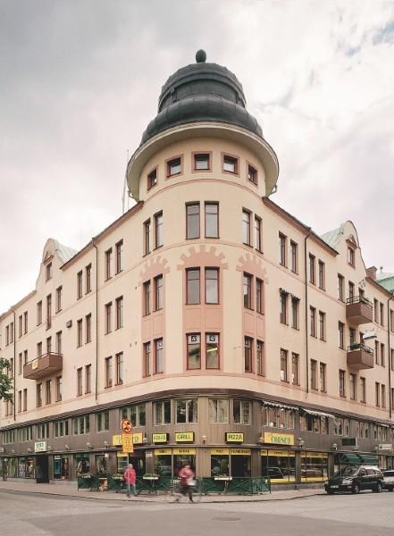 järntorgsgatan klostergatan kontorshotell i örebro